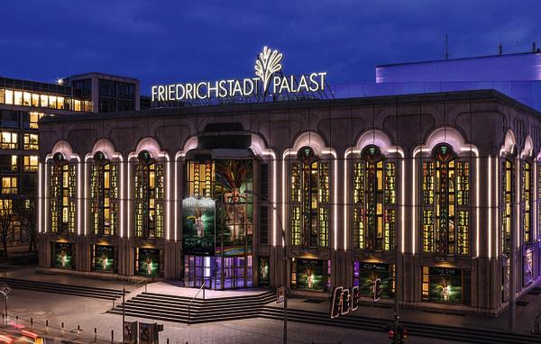 Friedrichstadt Palast Berlin