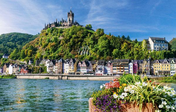 Mosel trier luxemburg for Designhotel trier